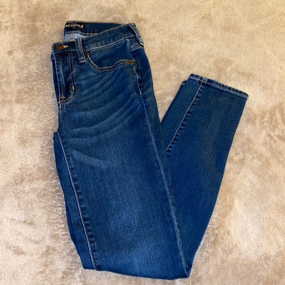 J. Crew Mercantile Skinny Jeans - Size 25